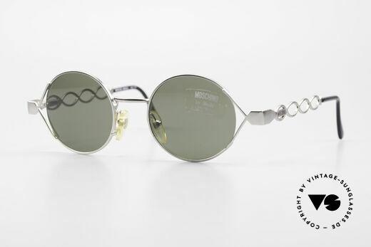 Moschino MM264 Damen Designer Sonnenbrille Details
