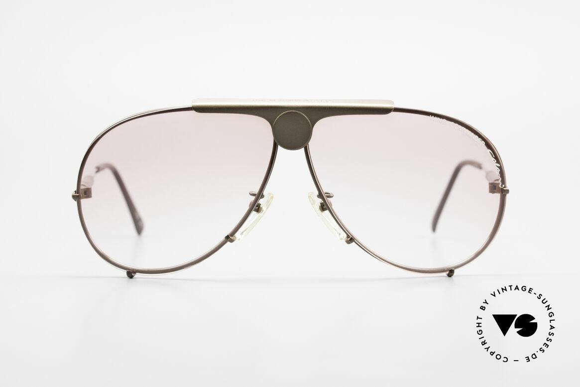 Colani 10-401 Einstellbare Bügellänge 80er, stabiler Metall-Rahmen in absoluter Spitzen-Qualität, Passend für Herren