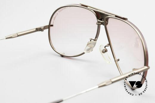 Colani 10-401 Einstellbare Bügellänge 80er, KEINE Retrobrille; ein 30 Jahre altes vintage Original, Passend für Herren