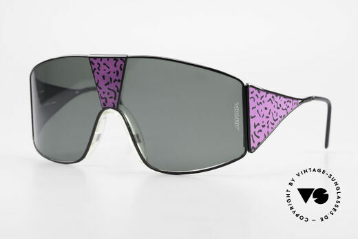Alpina Talking Glasses Pink Panther Sonnenbrille 80er Details