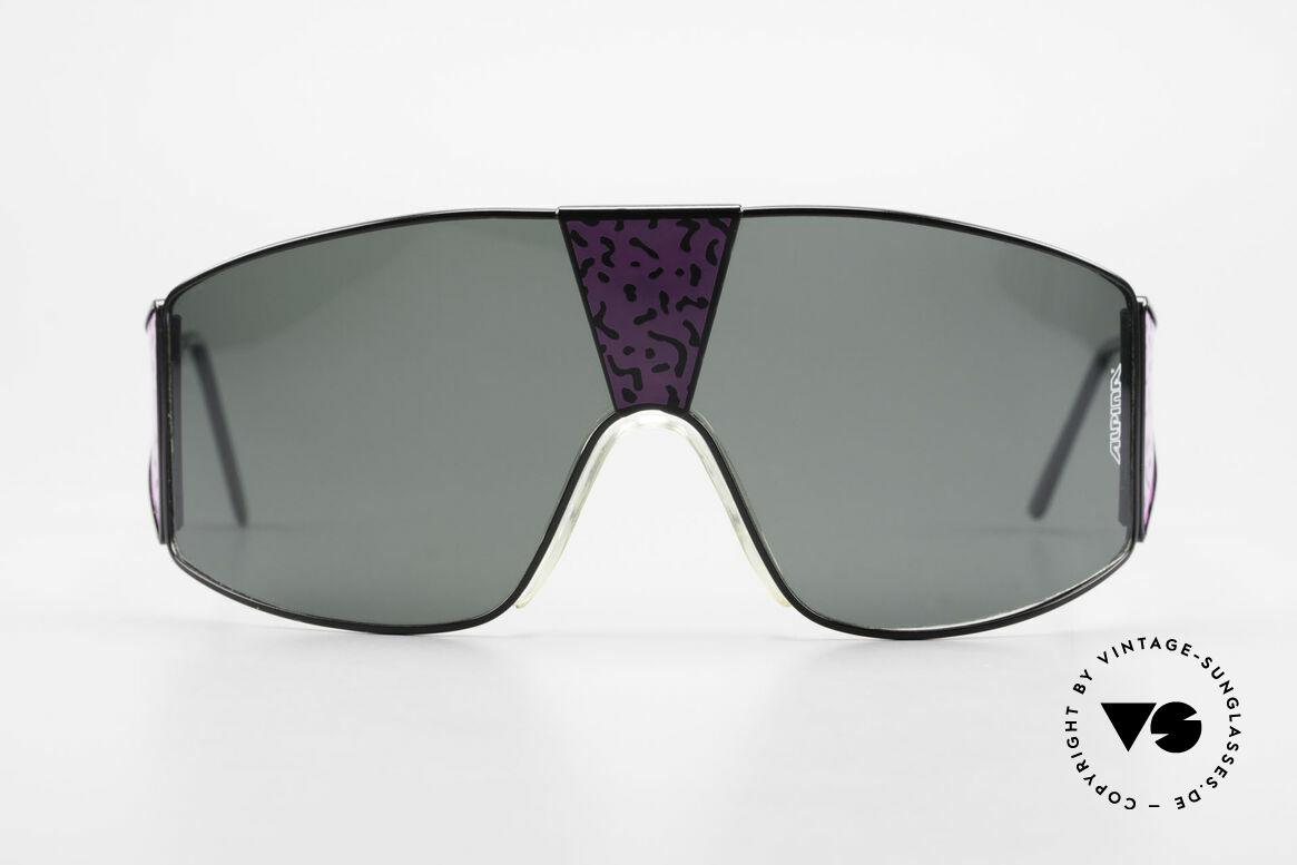 Alpina Talking Glasses Pink Panther Sonnenbrille 80er, extrem selten Alpina Sonnenbrille von ca. 1989, Passend für Herren und Damen