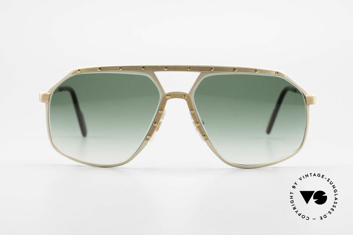 Alpina M6 Legendäre 80er Sonnenbrille, ein kostbares ORIGINAL aus den 80ern; W.Germany, Passend für Herren