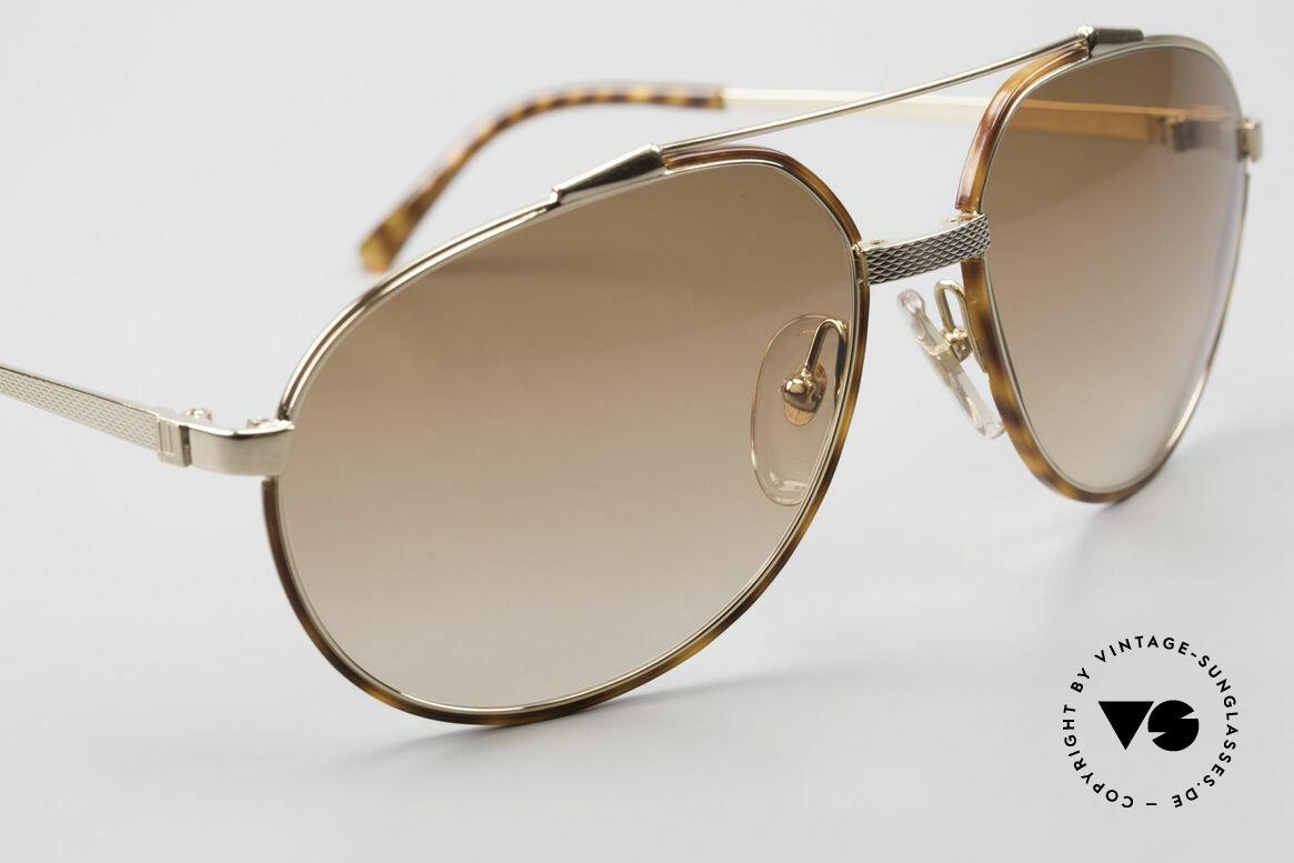 Dunhill 6174 Comfort Fit Luxus Brille 90er, ungetragen (wie alle unsere 90er Luxus-Brillen), Passend für Herren