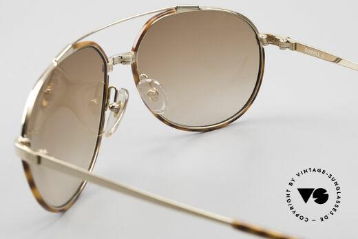 Dunhill 6174 Comfort Fit Luxus Brille 90er, KEIN retro, ein kostbares 30 Jahre altes Original, Passend für Herren