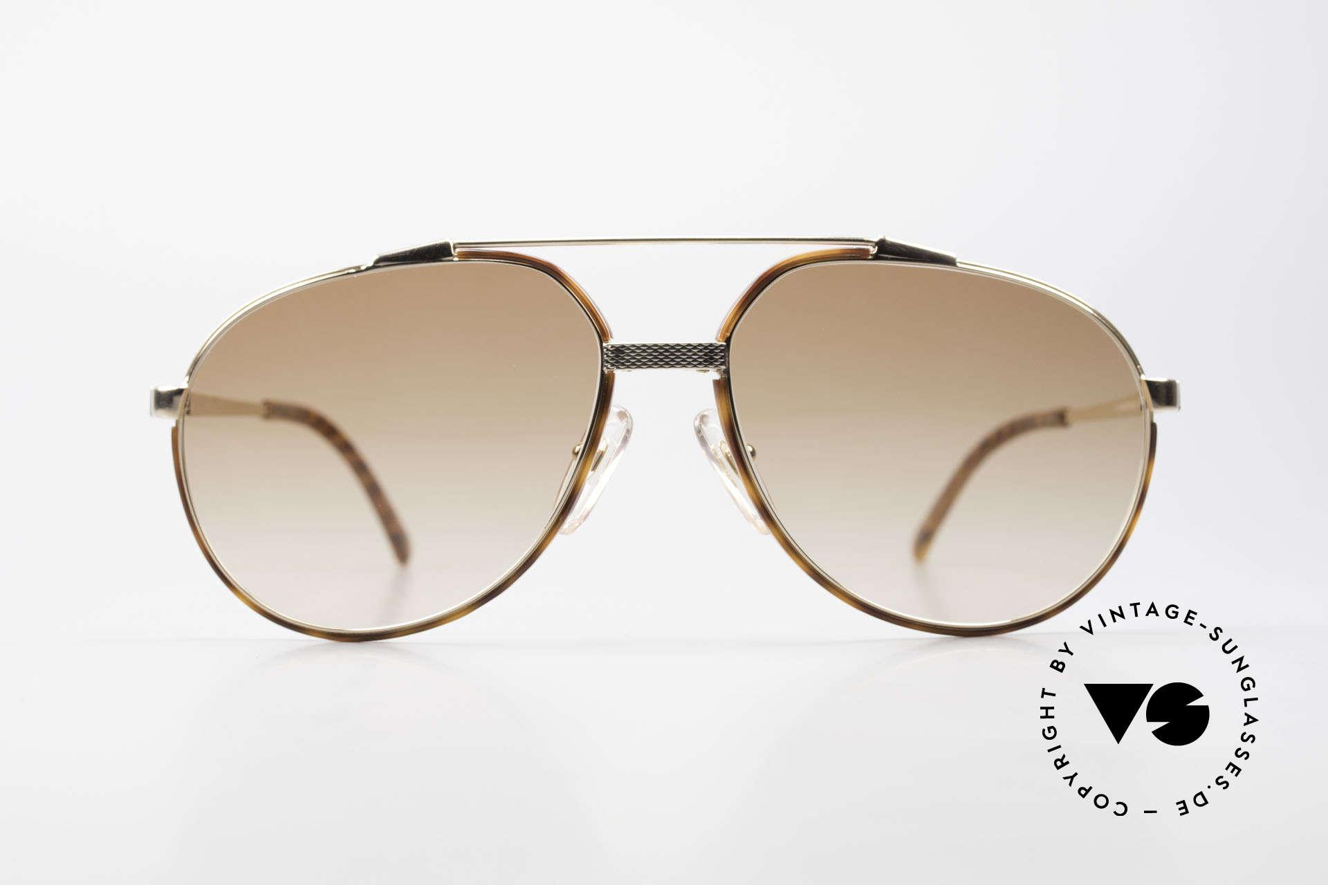 Dunhill 6174 Comfort Fit Luxus Brille 90er, stilvolle Dunhill vintage Sonnenbrille von 1991, Passend für Herren