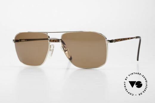 Dunhill 6145 Chinalack 90er Sonnenbrille Details