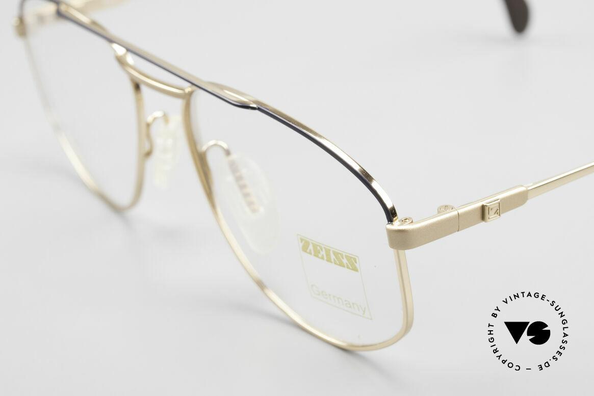 Zeiss 5923 Original Alte 90er Fassung, ungetragen (wie alle unsere alten Brillen von Zeiss), Passend für Herren