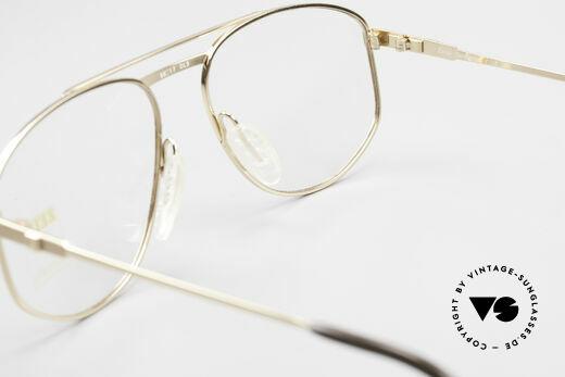 Zeiss 5923 Original Alte 90er Fassung, Fassung gemacht für optische Gläser / Sonnengläser, Passend für Herren