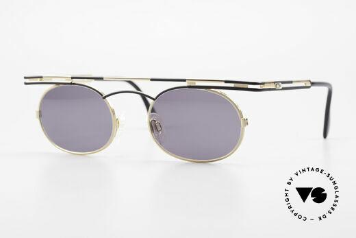 Cazal 761 Vintage Cazal Sonnenbrille Details