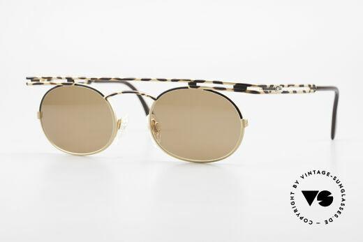 Cazal 761 Alte Cazal 90er Sonnenbrille Details