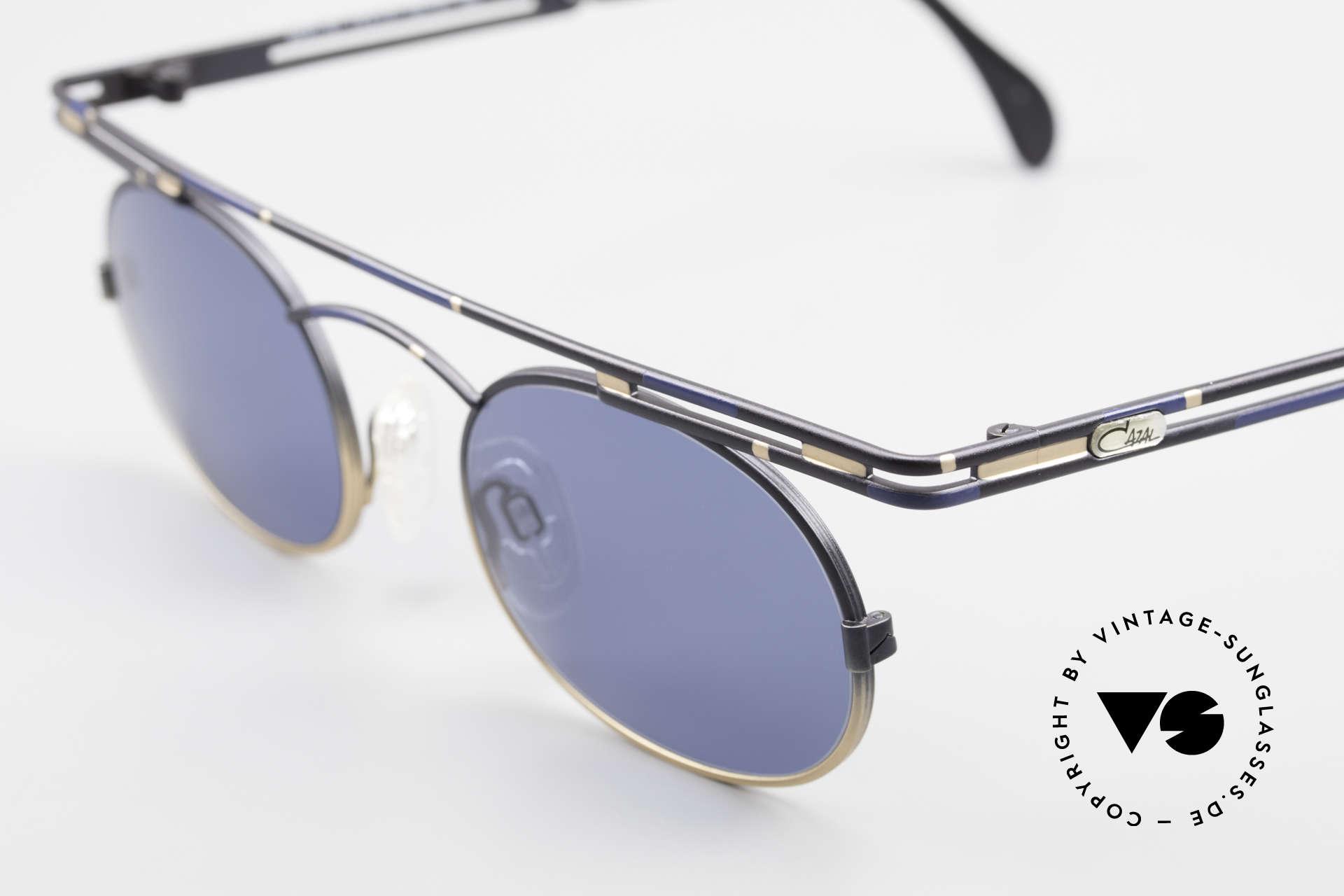 Cazal 761 Alte 90er Cazal Sonnenbrille, ungetragen; wie alle unsere 90er Sonnenbrillen, Passend für Herren und Damen