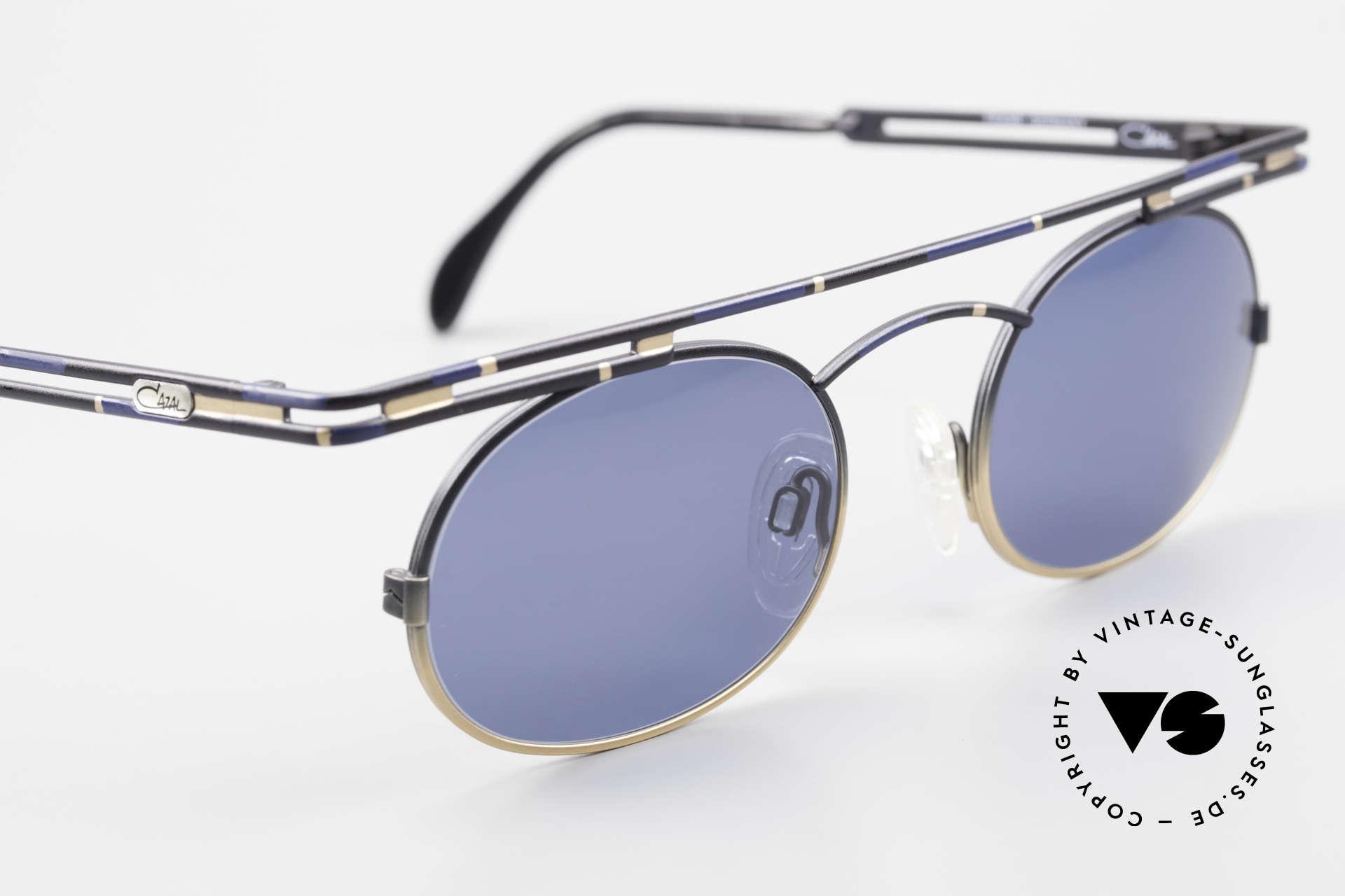 Cazal 761 Alte 90er Cazal Sonnenbrille, KEINE RETRObrille; eine echte VINTAGE Brille, Passend für Herren und Damen