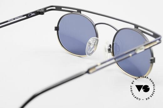 Cazal 761 Alte 90er Cazal Sonnenbrille, Sonnengläser (100% UV) könnten ersetzt werden, Passend für Herren und Damen