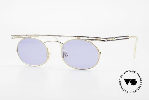 Cazal 761 Alte 90er Original Sonnenbrille Details