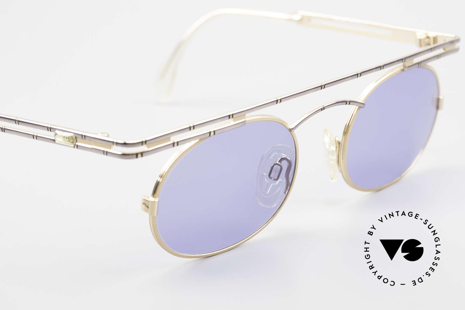 Cazal 761 Alte 90er Original Sonnenbrille, KEINE RETRObrille; eine echte VINTAGE Brille, Passend für Herren und Damen