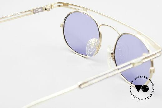 Cazal 761 Alte 90er Original Sonnenbrille, Sonnengläser (100% UV) könnten ersetzt werden, Passend für Herren und Damen
