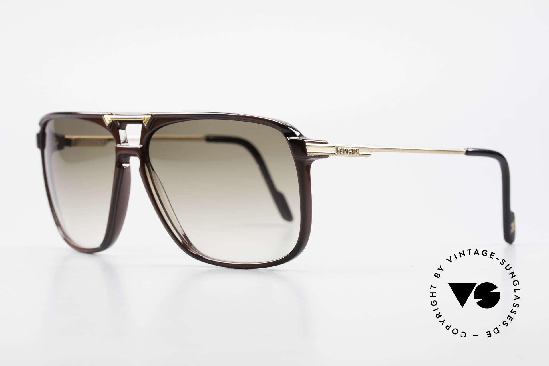 Ferrari F36/S Karbon Herren Sonnenbrille, Karbon-Fassung mit 52mm Höhe: Large Sonnenbrille, Passend für Herren