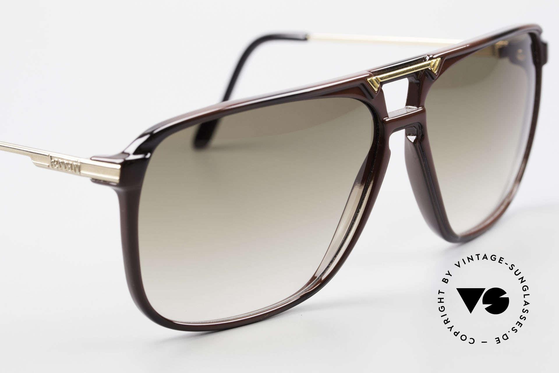 Ferrari F36/S Karbon Herren Sonnenbrille, ungetragen (wie alle unsere vintage Sonnenbrillen), Passend für Herren