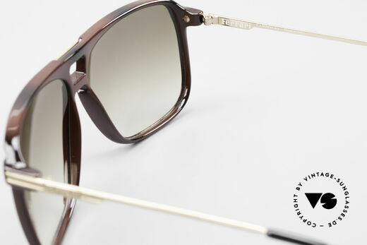 Ferrari F36/S Karbon Herren Sonnenbrille, KEINE Retro-Sonnenbrille; eine echte alte Rarität!, Passend für Herren