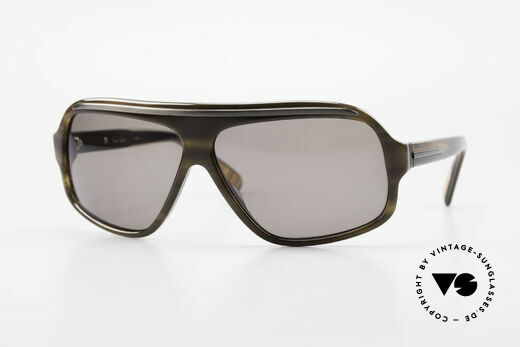 Paul Smith PS382 Vintage Herren Sonnenbrille Details