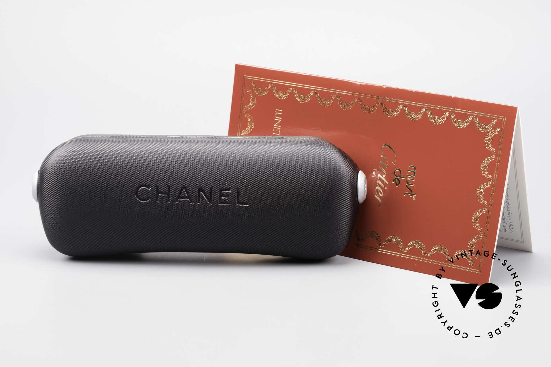 Cartier Courcelles 90er Luxus Sonnenbrille Unikat, Größe: medium, Passend für Herren und Damen