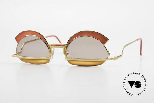 Casanova Arché 5 Limited 80er Kunstsonnenbrille Details