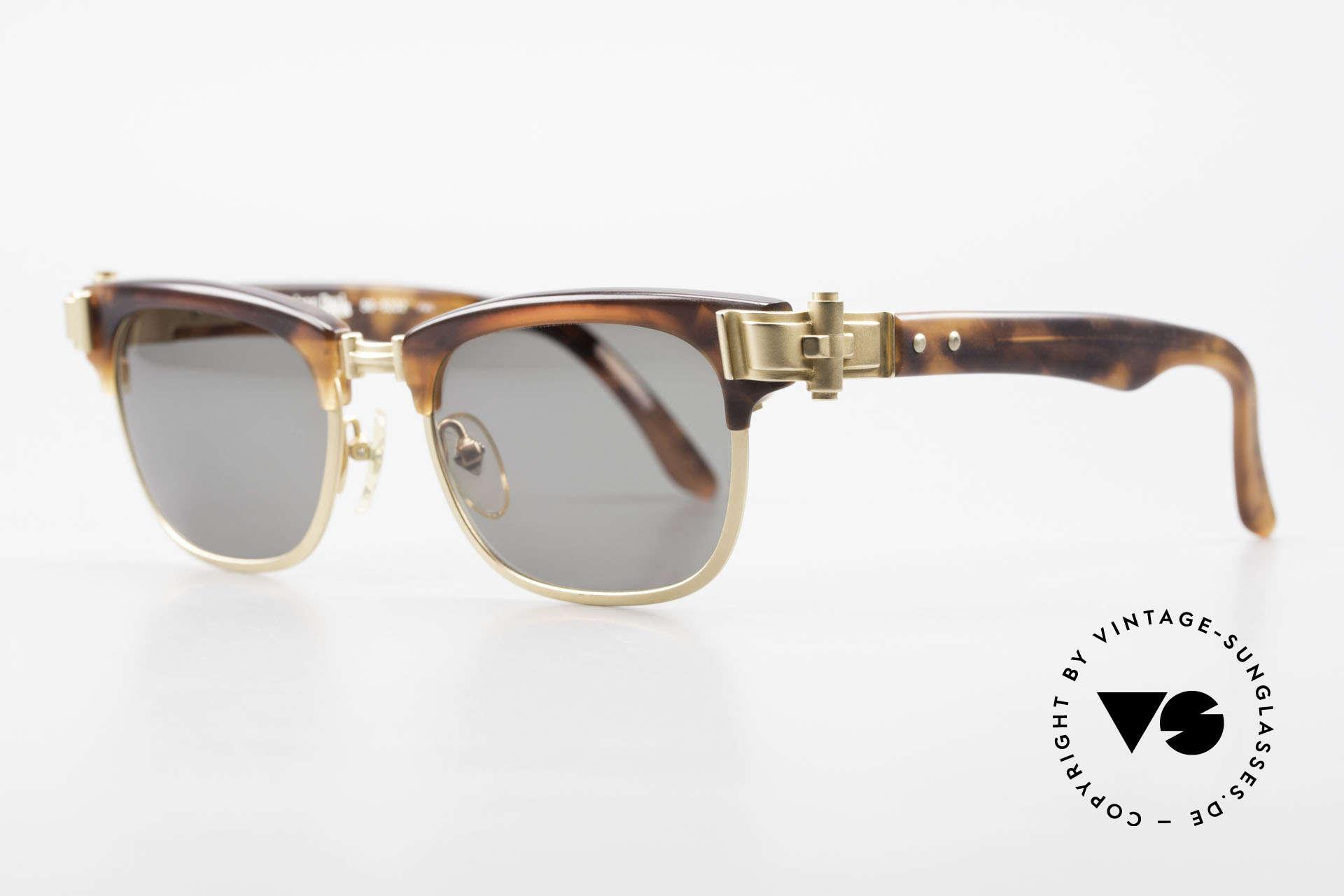 Jean Paul Gaultier 56-5202 JPG Designer Sonnenbrille, wahres Meisterstück in Sachen Qualität und Design, Passend für Herren und Damen
