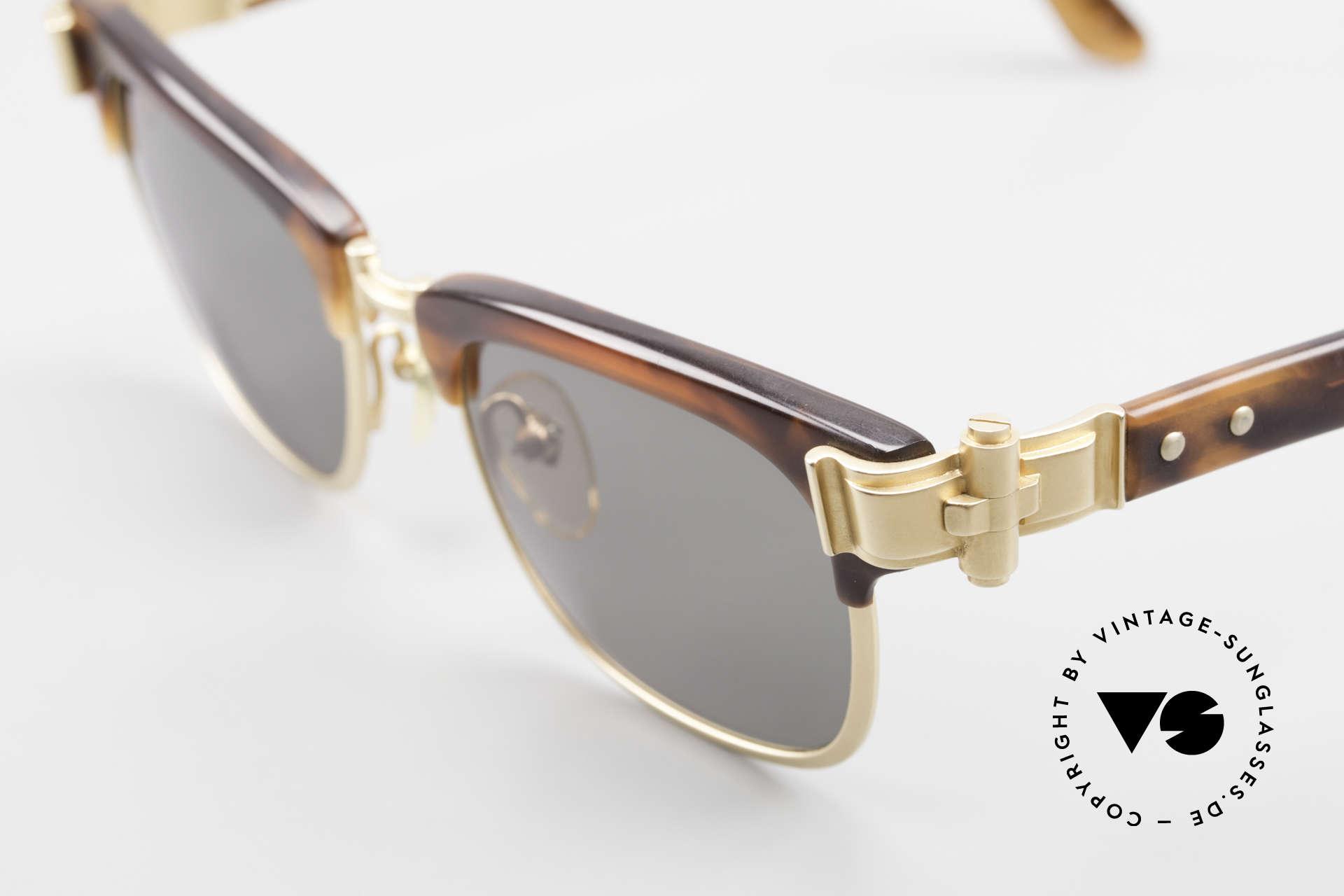 Jean Paul Gaultier 56-5202 JPG Designer Sonnenbrille, ungetragen (wie alle unsere vintage J.P.G. Brillen), Passend für Herren und Damen