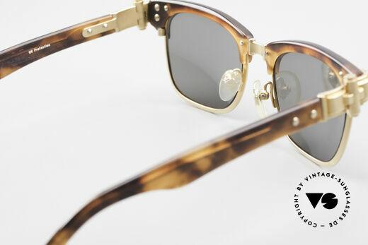 Jean Paul Gaultier 56-5202 JPG Designer Sonnenbrille, die Sonnengläser (100% UV) sind beliebig ersetzbar, Passend für Herren und Damen