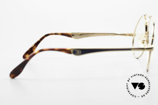 Bugatti 11945 80er Herren Luxus Brille Large, KEINE Retrobrille; sondern alte ORIGINALbrille, Passend für Herren