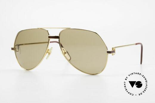 Cartier Vendome Laque - M Cartierglas Mit Hauchzeichen Details