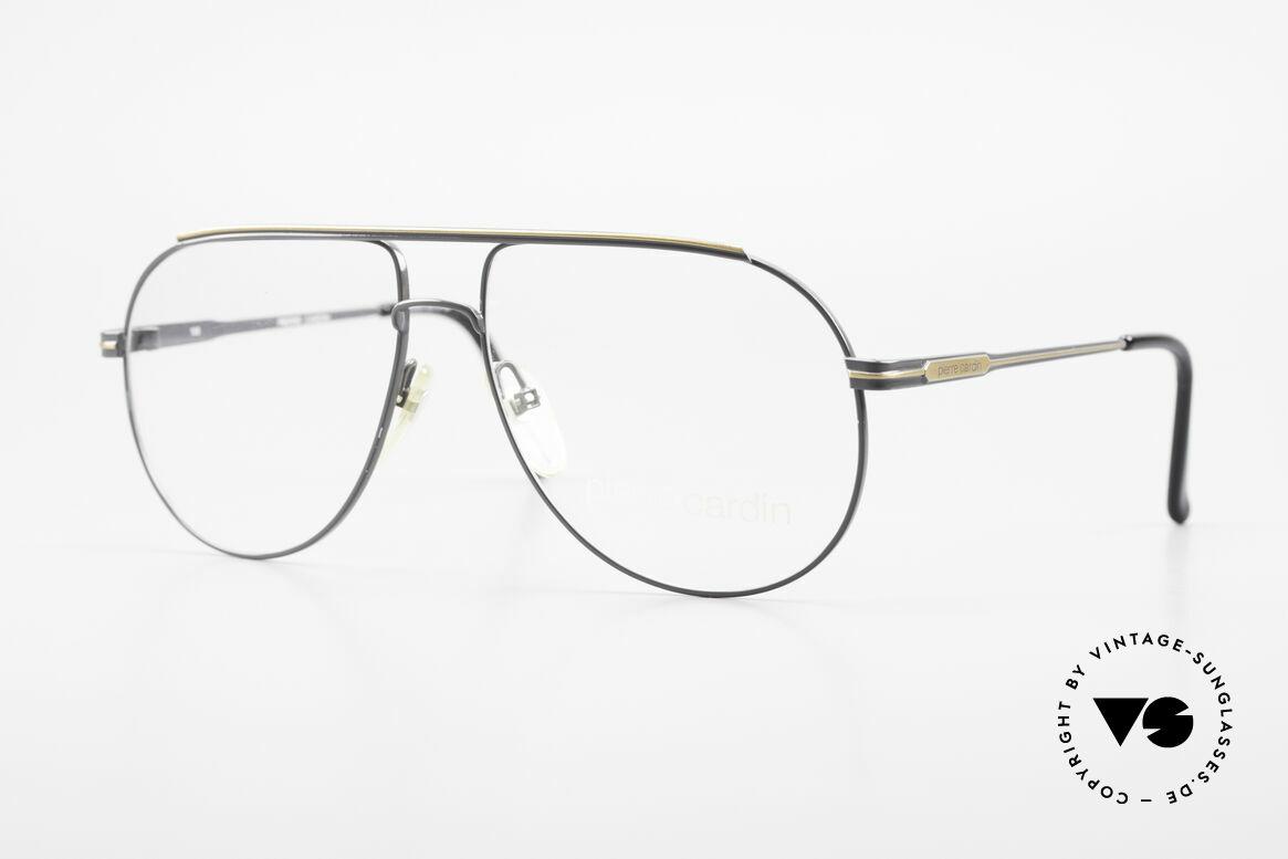 Pierre Cardin 803 80er Tropfenform Herrenbrille, vintage 1980er Pierre CARDIN Brillenfassung, Passend für Herren