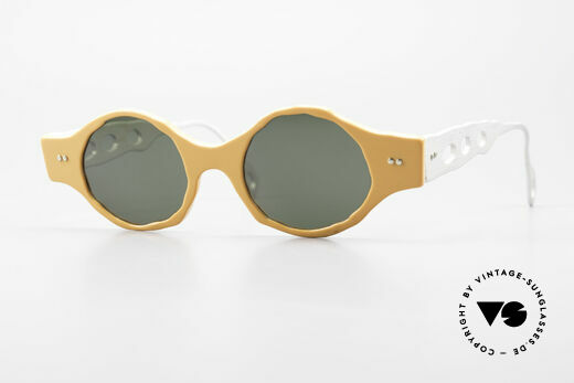 Theo Belgium Eye-Witness BK51 Vintage Designer Sonnenbrille Details