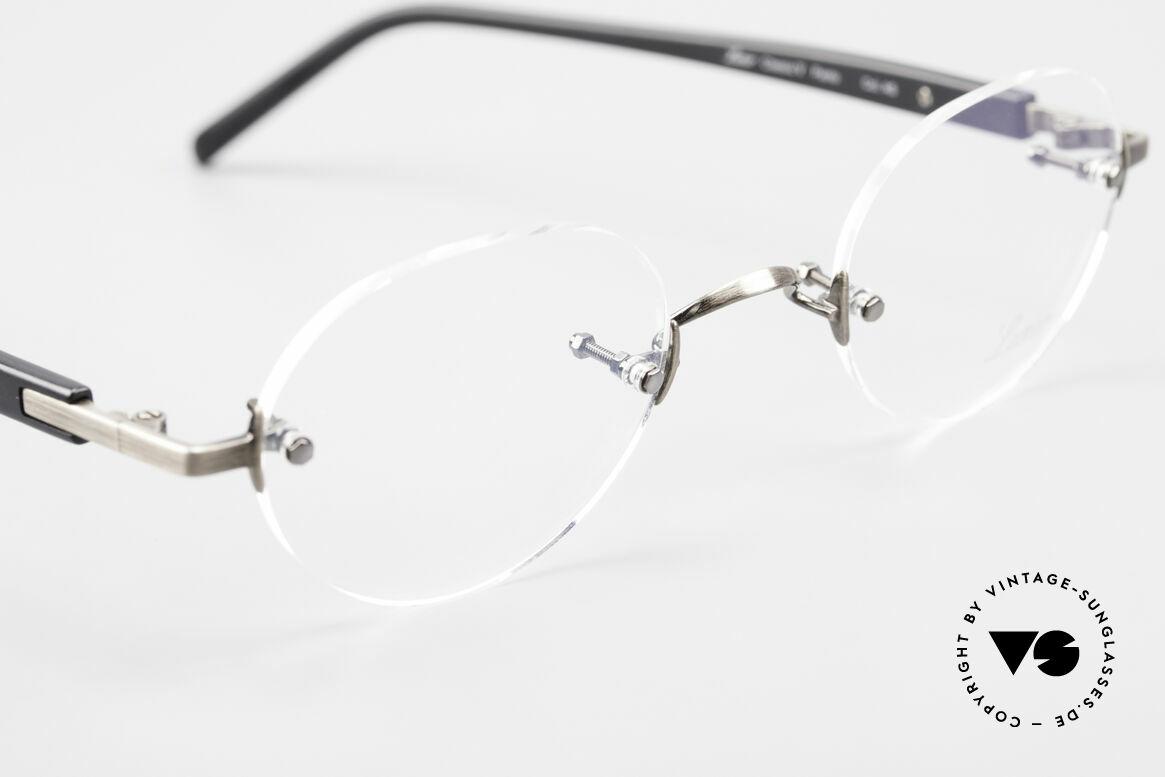 Lunor Classic V Panto AS Randlose Panto Brille Unisex, daher jetzt erstmalig in unserem vintage Sortiment, Passend für Herren und Damen