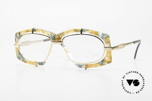 Cazal 872 Außergewöhnliche Brille 90er Details