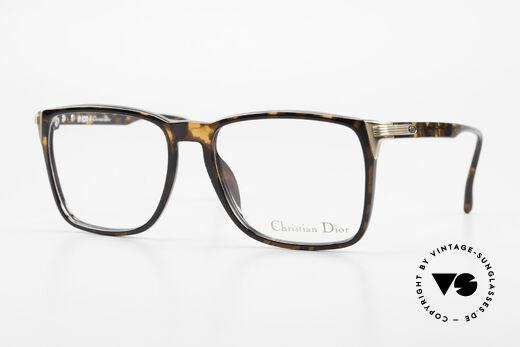 Christian Dior 2483 Alte 80er Optyl Brillenfassung Details