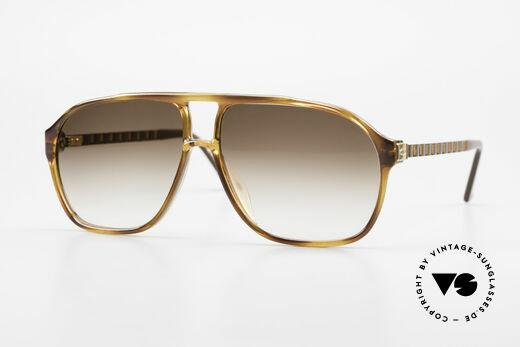 Christian Dior 2417 80er Monsieur Sonnenbrille Details