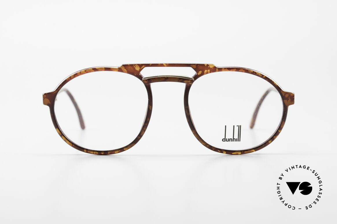 Dunhill 6114 Rund Ovale Vintage Brille 90er, OPTYL-Rahmen in unnachahmlicher TOP-Qualität, Passend für Herren