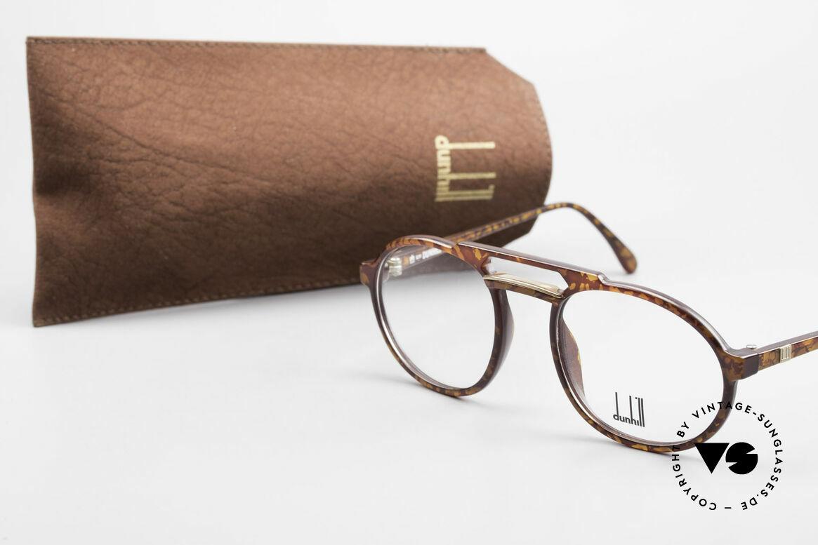 Dunhill 6114 Rund Ovale Vintage Brille 90er, Größe: medium, Passend für Herren