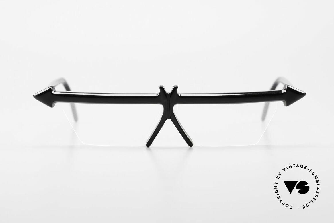 Design Maske Berlin - Ethno 5 Kunstvolle 90er Vintage Brille, Design Maske Berlin: Brillen wie es sie noch nie gab, Passend für Herren und Damen