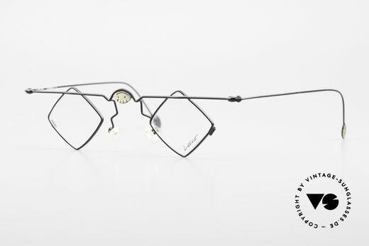 Locco 08 Gute Laune Vintage Brille 90er Details