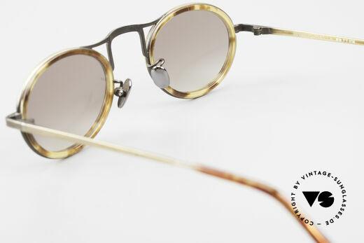 Oliver Peoples MP1 Vintage Designer Brille Oval, Größe: medium, Passend für Herren und Damen
