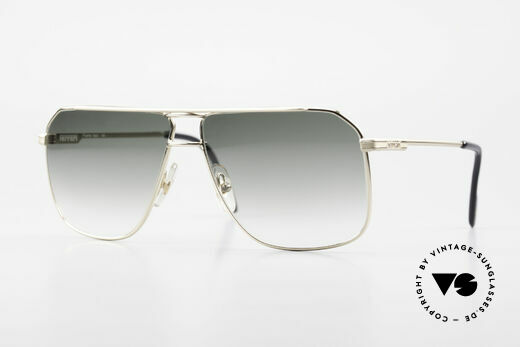 Ferrari F24 Vintage Herrensonnenbrille Details