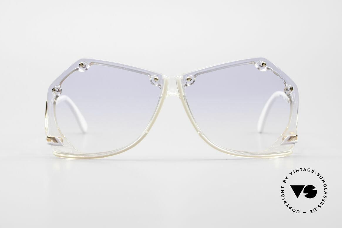 Cazal 860 Die Schönste 80er Vintage Cazal, die schönste Damen-Sonnenbrille von CAZAL, Passend für Damen