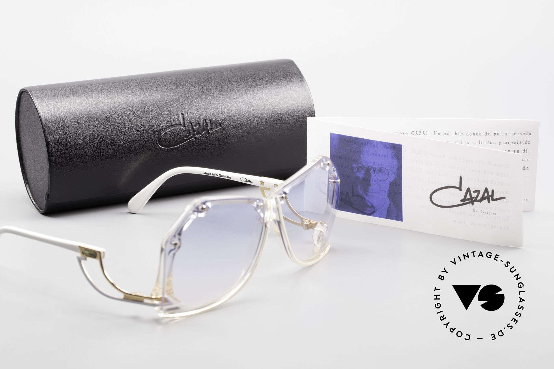 Cazal 860 Die Schönste 80er Vintage Cazal, Größe: medium, Passend für Damen