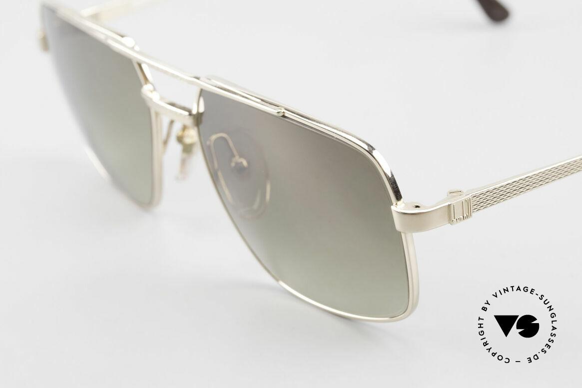 Dunhill 6068 Gold Doublé 14kt Gold Filled, Produktionskosten 1990 für dieses Modell = 120 DM, Passend für Herren