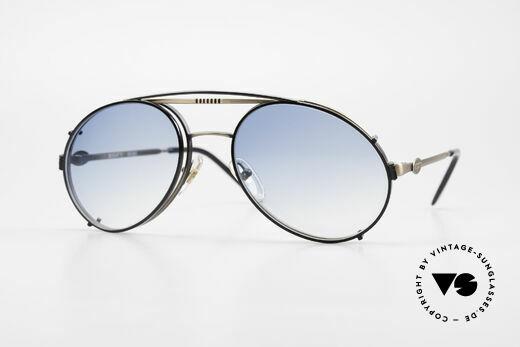 Bugatti 65282 Vintage Brille Mit Vorhänger Details