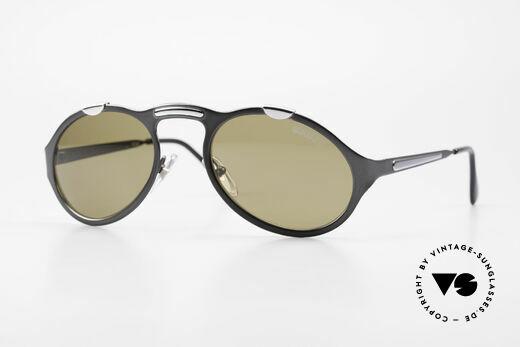 Bugatti 13152 Limited Luxus Vintage Sonnenbrille Details