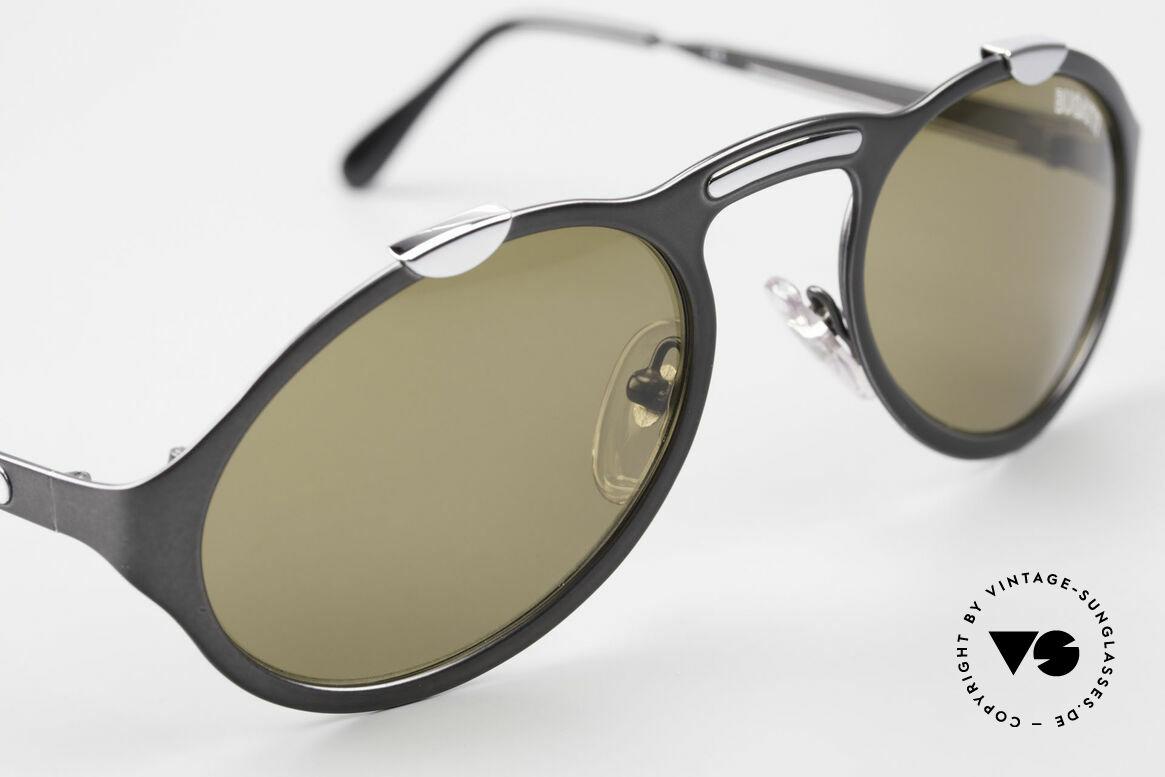Bugatti 13152 Limited Luxus Vintage Sonnenbrille, ungetragen (wie alle unsere BUGATTI Designer-Brillen), Passend für Herren