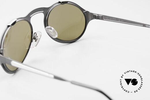 Bugatti 13152 Limited Luxus Vintage Sonnenbrille, KEINE Retromode, sondern ein kostbares 90er ORIGINAL, Passend für Herren